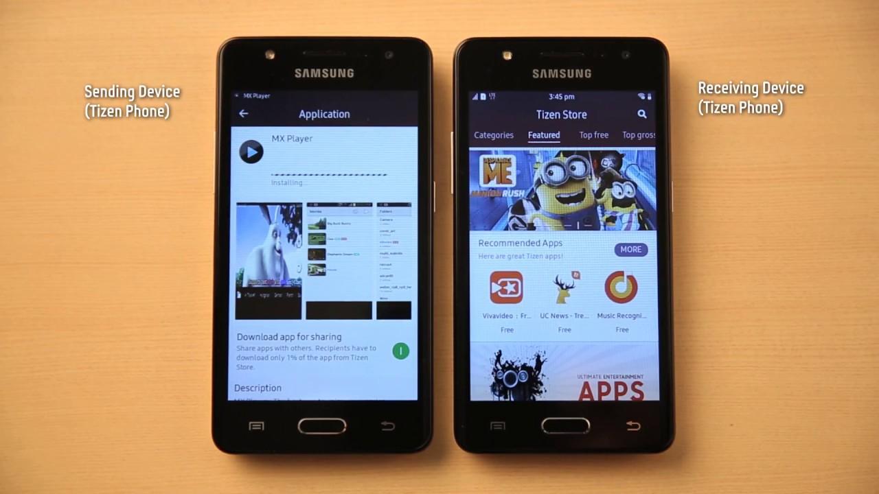 Tizen App Share - page 1 - Tips & Tricks - Tizen Community