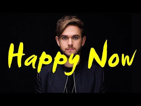 Zedd & Elley Duhé - Happy Now Lirik/Lyric