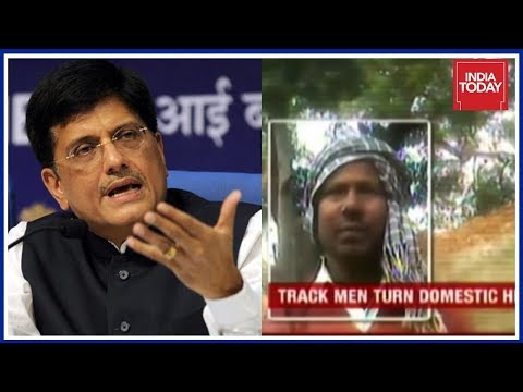 Op Railway Impact   Railway Minister Piyush Goyal Takes Note, Suspends 3 Northern Officers