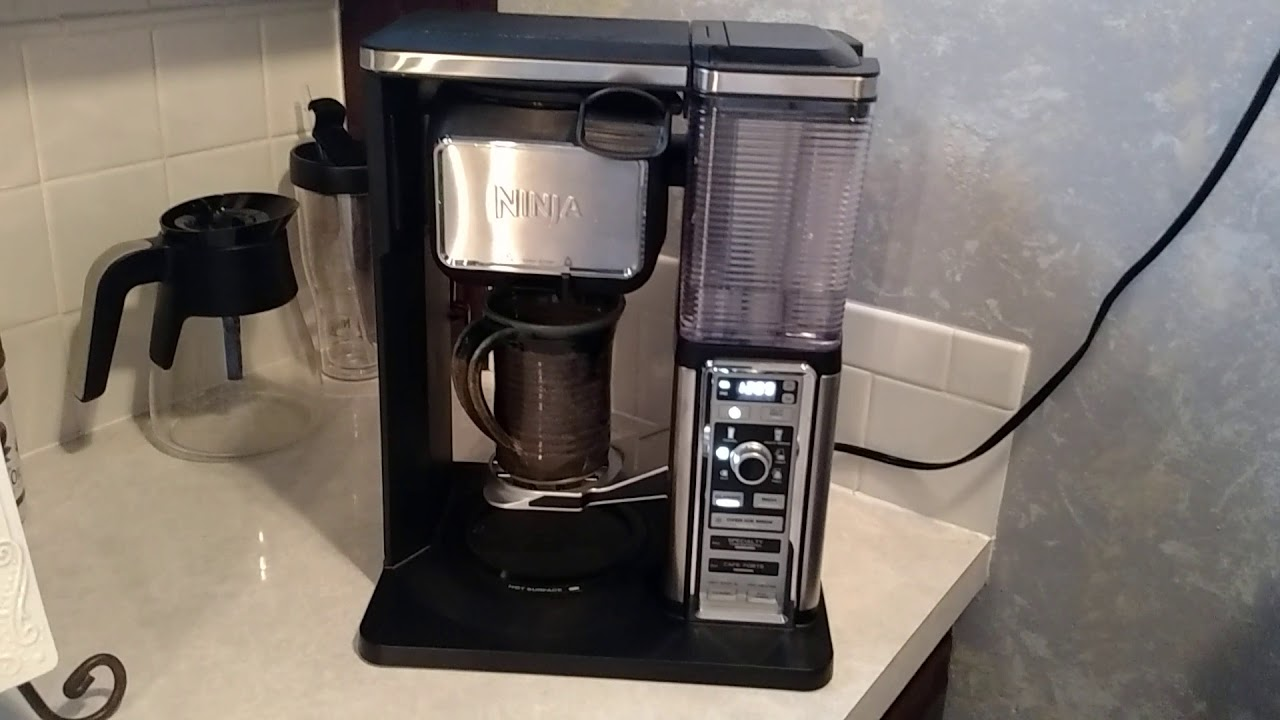 Ninja Coffee Maker Quit Working Bruin Blog