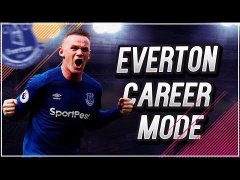 FIFA 18 Indonesia | Everton Career Mode #3 - Premier League dimulai!