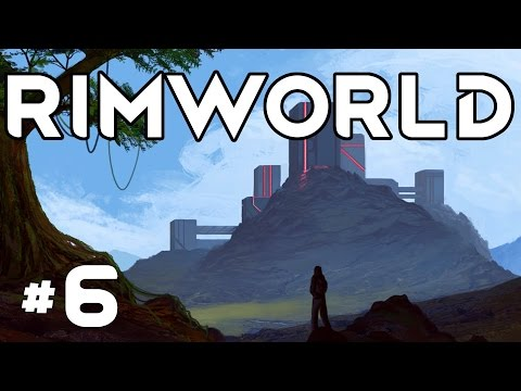 RimWorld Alpha 16 - Ep. 6 - The Barn! - Let's Play RimWorld Alpha 16 Gameplay