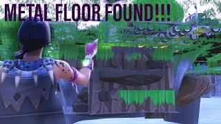 SOUS LE SITE DU LAC DE BUTIN A FUI! Qu'est-ce que c'est? Fortnite Excavation Sites Saison 8 Xbox/Ps4/Pc
