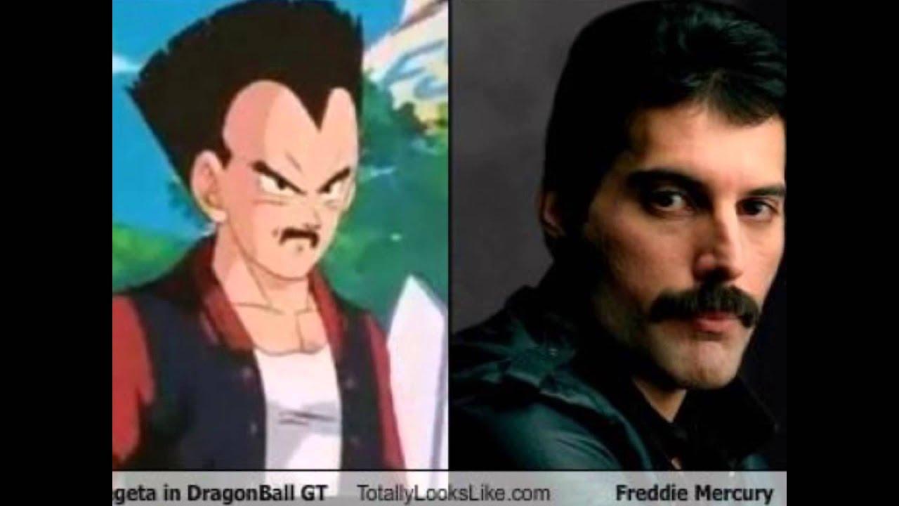 Anime Celeb Look Alike