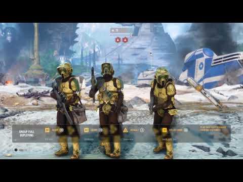 41st Legion Defends Kashyyyk