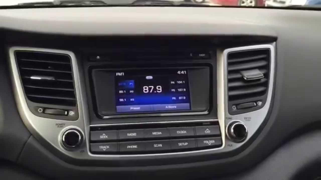 Review: 2016 Hyundai Tucson Premium AWD - YouTube