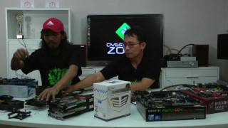 OverclockZone TV EP.4 HDD, SSD & PSU (HD)