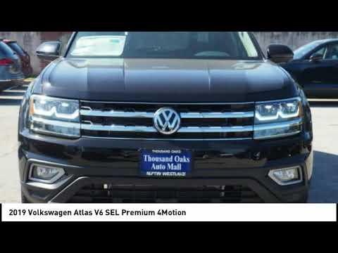 2019 Volkswagen Atlas Thousand Oaks CA VW23064