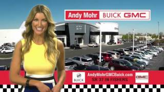 Andy Mohr Buick GMC | May 2017 TV Commercial | Indianapolis, Indiana
