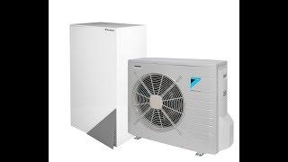 Тепловой насос воздух-вода Daikin Altherma