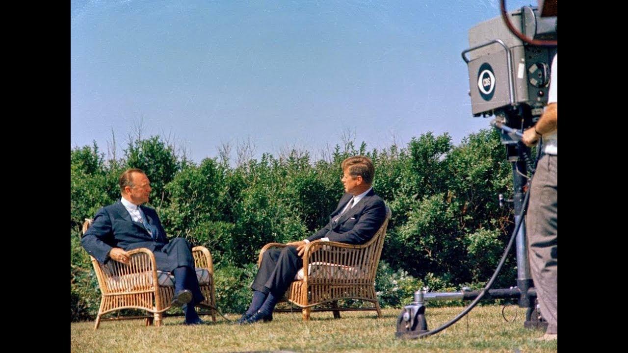 CBS-TV INTERVIEW WITH JFK (SEPTEMBER 2, 1963) (HIGH ...