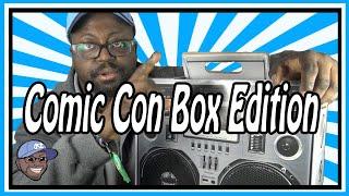 What's in the box? Ep.3 Comic Con Box Edition
