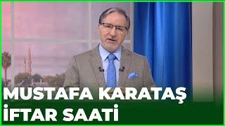 Prof. Dr. Mustafa Karataş ile İftar Saati - 23 Mayıs 2020