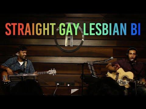Straight Gay Lesbian Bi