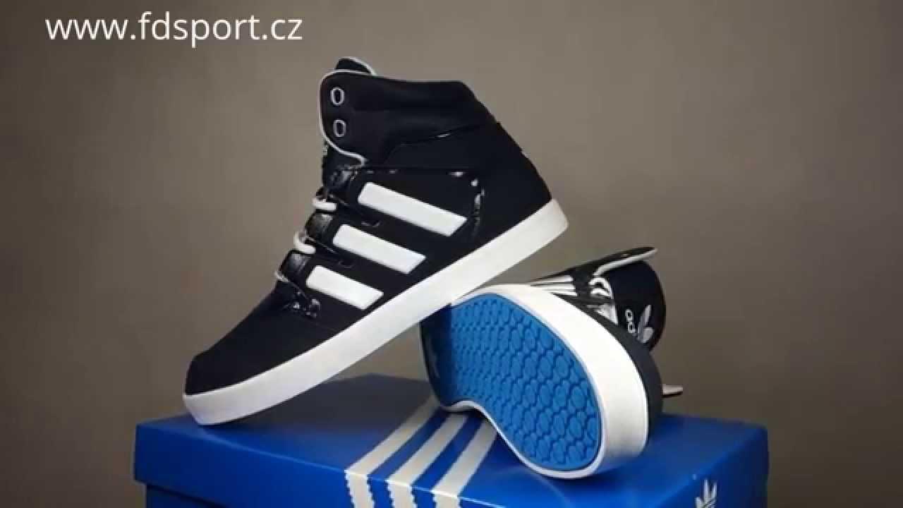 new style b54f6 d902c DROPSTEP Pánské boty adidas Originals M18028 - YouTube