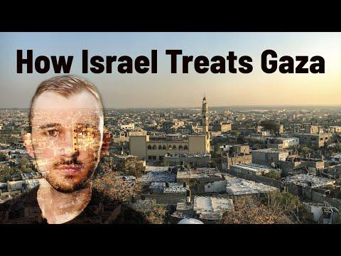 How Does Israel Treat Gaza During Coronavirus