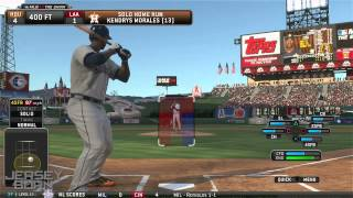 MLB 14 The Show Broadcast (PS4): Houston Astros Franchise [Ep. 7] - Kendrys Morales Reurns to LA!