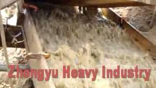 Placer Gold Wash Plant,Gold Mining Equipment For Sale-Zhongyu Heavy Industry