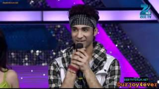 Raghav Cockroaz Solo Performed - Dance India Dance Season 3 7th April 2012