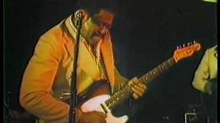 ANDREW BROWN It's My Own Fault LIVE 1982