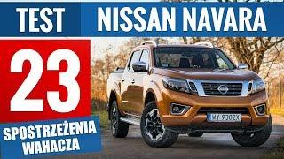 Nissan Navara 2.3 dCi 190 KM Tekna (2020) - TEST PL