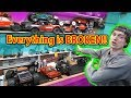 All my broken RC Cars - Shop time! Fixing all the mess