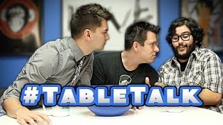 Table Talk: DUDE TALK: Does Appearance Matter & Is The Universe A Computer Game??