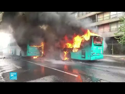 سقوط قتلى في أسوأ احتجاجات تشهدها تشيلي منذ عقود  - نشر قبل 44 دقيقة
