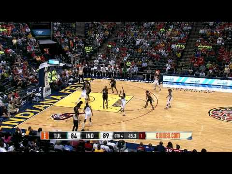 Game Recap: Tulsa Shock vs Indiana Fever