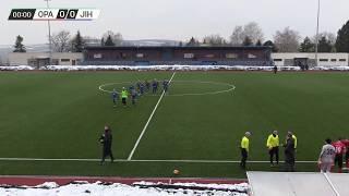 ZÁZNAM | SFC Opava - FC Vysočina Jihlava