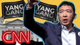 Inside the internet-fueled rise of Andrew Yang