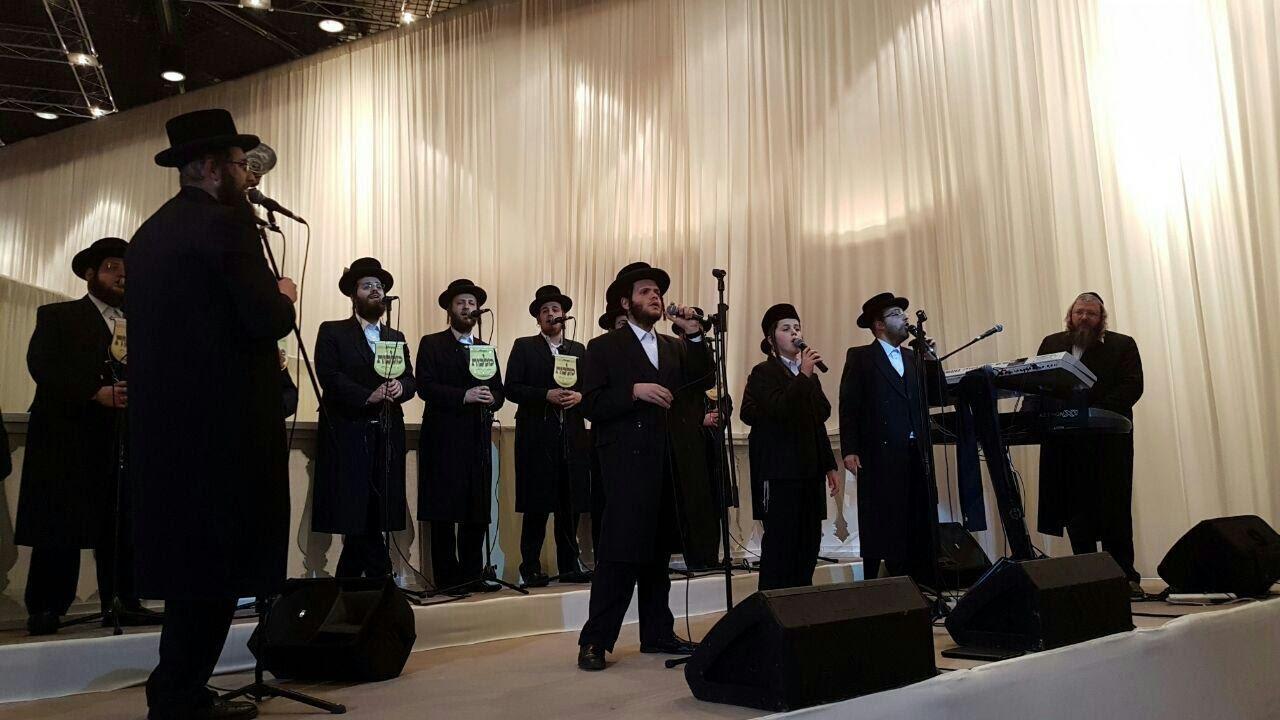 מקהלת מלכות & משולם גרינברגר - נשמת - שומר אמונים | Nishmas - Malchus Choir & Meshulam Greenberger