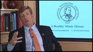 Patrick Kennedy talks to APHA about suicide prevention