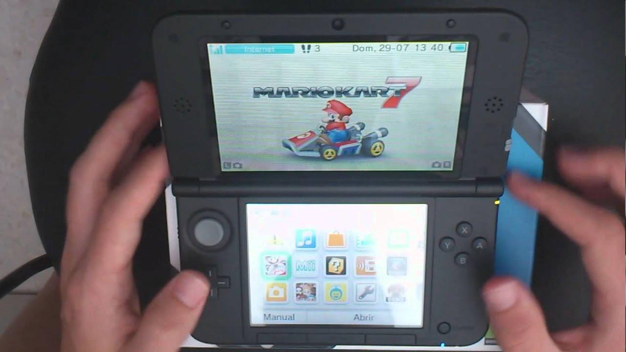 Analisis Nintendo 3DS XL   Merece la pena?   Cerito_9 - YouTube