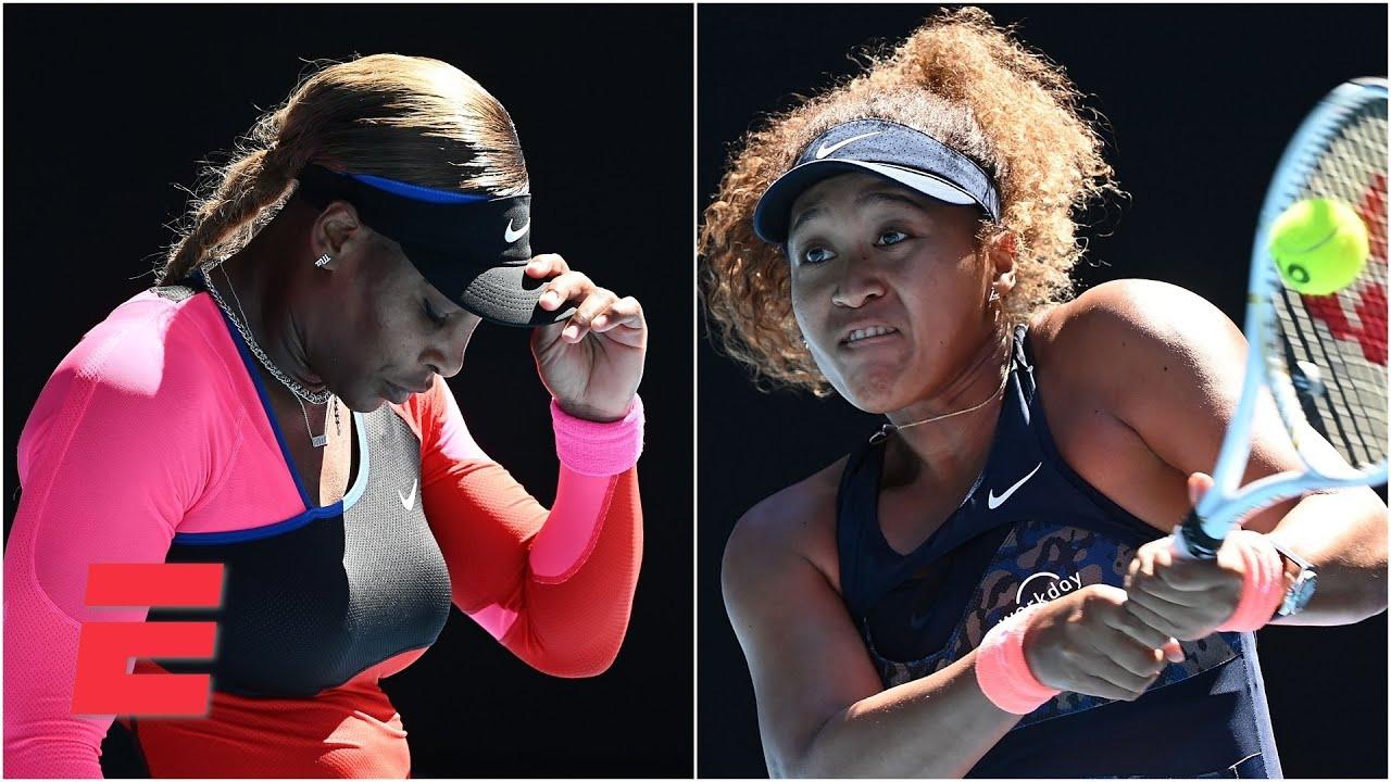 Australian Open 2021 - Serena Williams' loss to Naomi Osaka ...