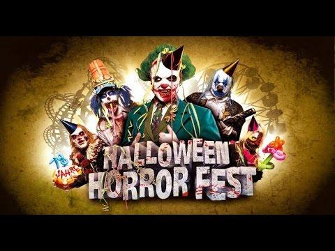 Video Sprecher TV Spot - Movie Park Germany - Halloween Horror Fest (TV Spot) - Uwe Thoma