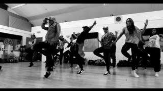 Laure Courtellemont - Choreografia Ragga Jam Bounty Killer London 2012
