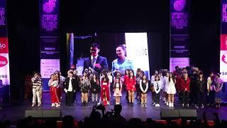 [라오코리아] 창원 케이팝 월드페스티벌 라오스 2018 Changwon K-pop World Festival