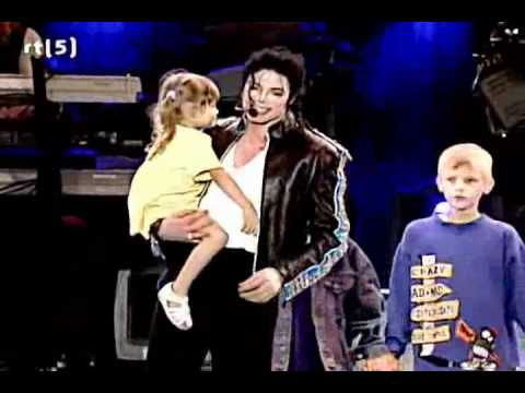 Michael Jackson - Heal The World - Live In Munich - HIStory Germany Tour (1997) - HQ