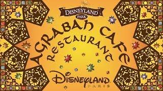 "The Music Of ""Agrabah Cafe Restaurant"" At Disneyland Paris (Original BGM/Complete Loop)"