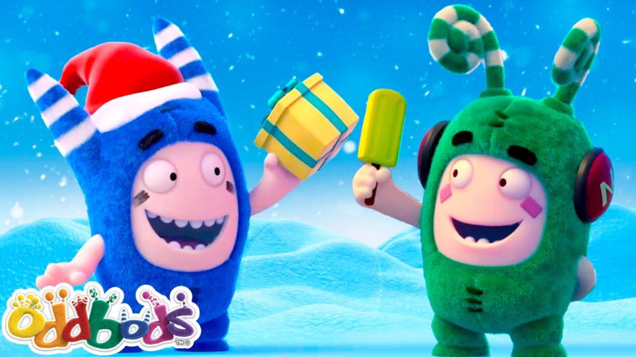 Conto Alla Rovescia Di 100 Giorni Per Le Vacanze | Oddbods | Cartoni Animati Divertenti per Bambini