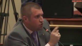 Бизнесмен Потапенко  очень жёстко о нынешнем режиме 08.12.2015 на МЭФ