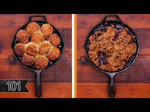 The Best Summer Desserts You Can Grill •Tasty 101