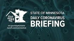April 7: Minnesota daily coronavirus briefing
