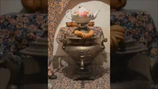 Чайная на Успенской, Республика Марий Эл(Данное видео представлено на IV-й туристский видеофестиваль