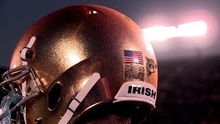 Notre Dame Football 2013-14 Replay