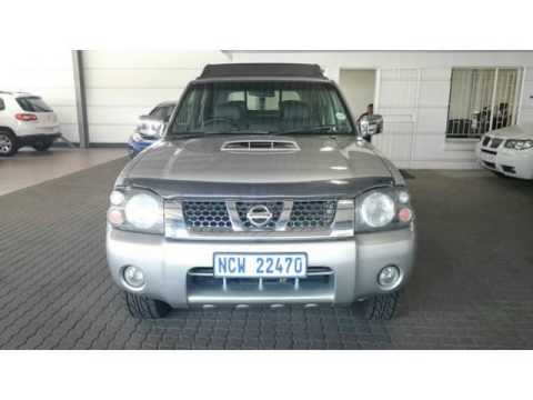2010 NISSAN HARDBODY NP300 2.5TDI Double Cab Auto For Sale On Auto Trader South Africa