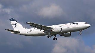 شركة الطيران الايرانية تؤكد ابرام بروتوكول اتفاق مع بوينغ