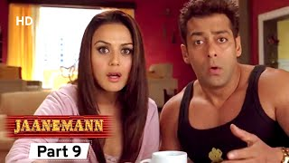 Jaan-E-Mann - Superhit Bollywood Comedy Movie - Part 9 - Akshay Kumar - Salman Khan - Preity Zinta