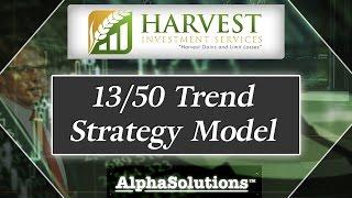13/50 Trend Model Explanation